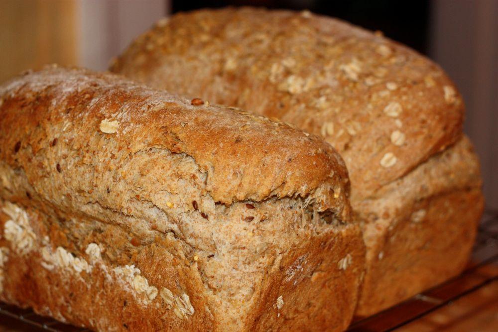 Update on Multigrain Bread
