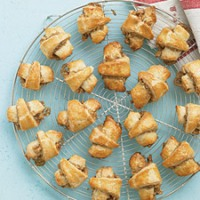 Walnut and Brown Sugar Rugelach