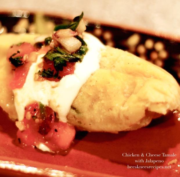 chicken-tamale