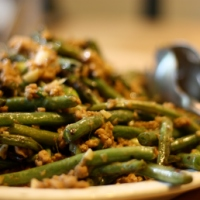Sichuan Green Beans