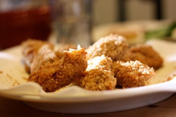 Mitzi Chicken 1