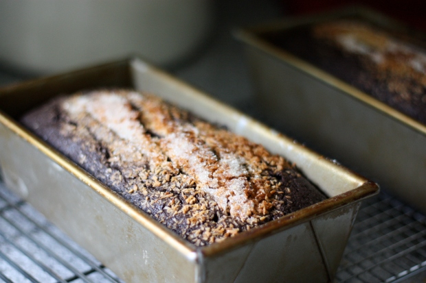 Chocolate Coconut Bread