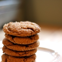 A New Fave: My Ginger Cookie