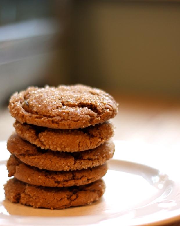 medrich ginger cookie