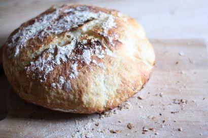 Lahey Bread 1