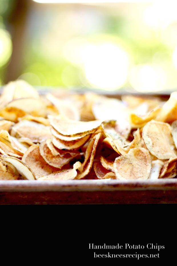 Handmade Potato Chips