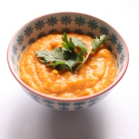 Sweet Potato with Thai Curry and Coconut