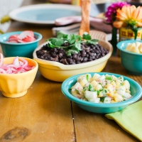 Cilantro-Pineapple-Jicama Salsa