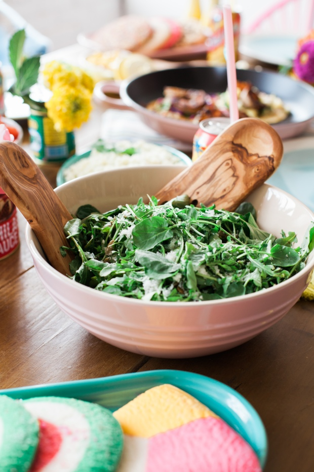 Watercress Pepita Salad