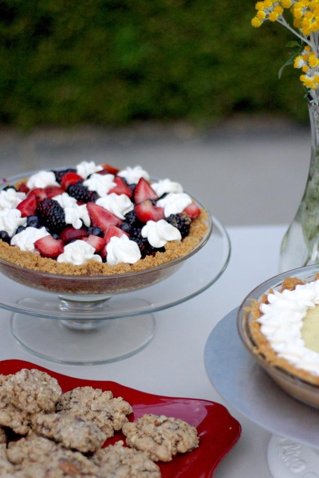 Triple Berry Pie 2