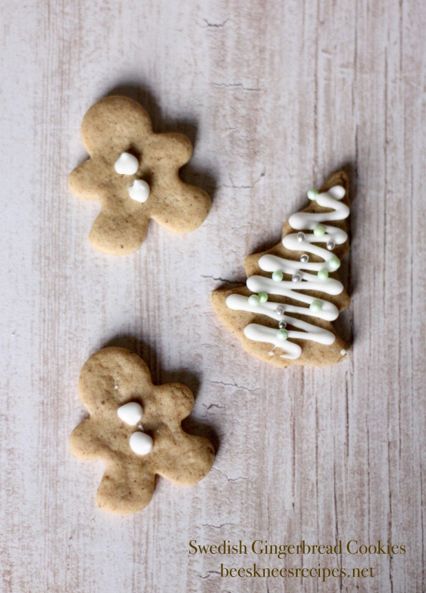 swedish gingerbread saveur