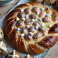 Braided Easter Basket